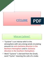 Lec 9 Cyclone