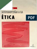 Gutierrez Saenz, Raul - Introducción a La Ética