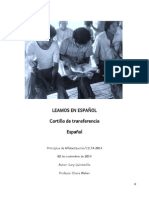 Cartilla Huambisa Español
