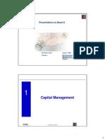 Presentation on Basel II