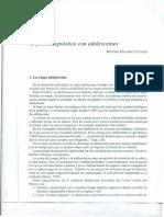 02.Psicodiagnostico Con Adolescentes Cattaneo 2002