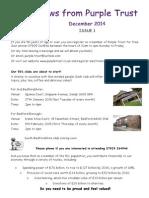 1. December 2014 Newsletter