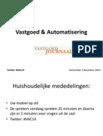 Vastgoed & Automatisering
