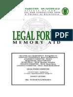 Legal Forms - Feu