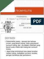 141860151 Osteomyelitis Ppt Jadi