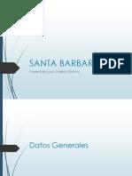 Santa Barbara-Marlon Molina