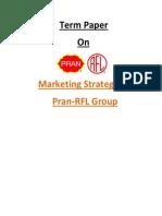 Pran RFL Group Export Part