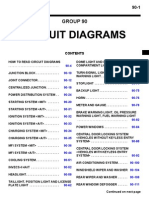 galant 93 96 electrical wiring pdf rh scribd com