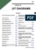 mitsubishi galant lancer- wiring diagrams 1994-2003, Wiring diagram