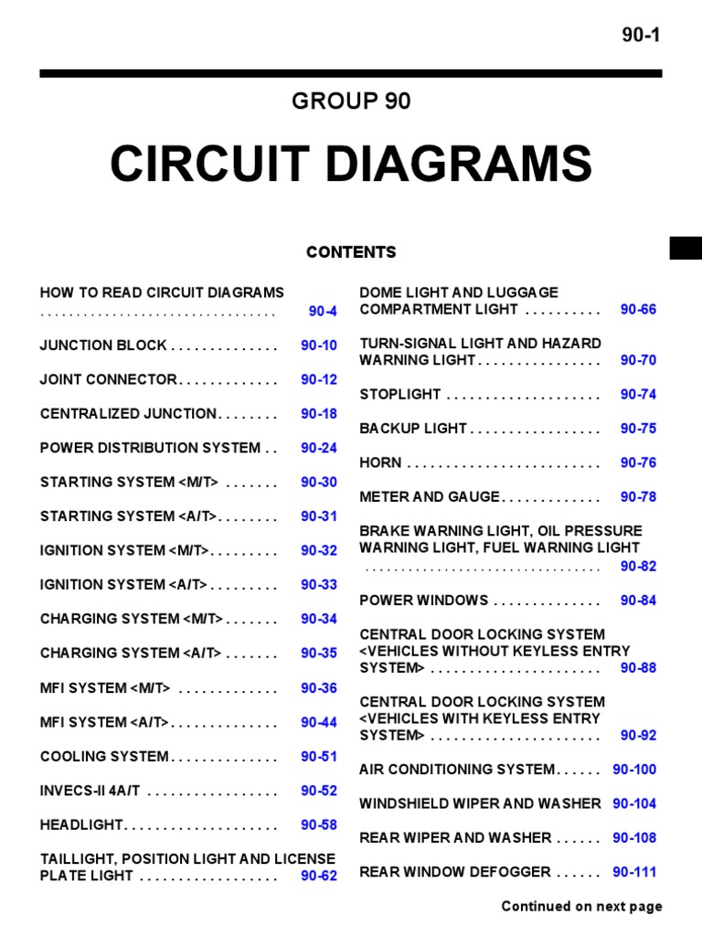 Lancer Wiring Diagram 2006 Mitsubishi Fuse Box