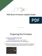 Bone Firmware Guide