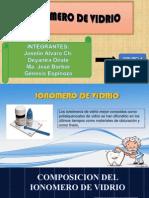 Grupo 4 Ionomero de Vidrio