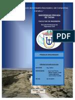 Hidro Grupal Final trabajo de hidrologia