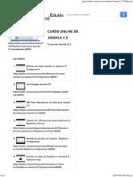 Curso Gratis Online de Joomla 2.5