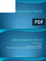 inflammation part 2