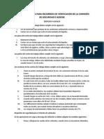 Guia de Referencia Para Recorrido de Verificacion de La Comision de Seguridad e Higiene