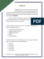 Curriculum Lemarsan