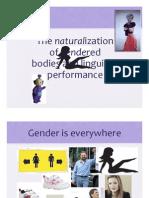 WEEK 07a Gender