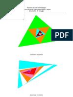 Imbrication de Triangles 6A