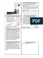 Collision Theory Handout
