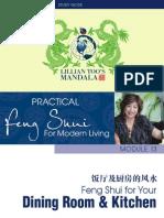 StudyGuideLesson13 Feng Shui