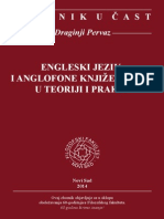 Zbornik u čast Draginji Pervaz
