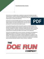Electrorefinación del Cobre en Doe Run