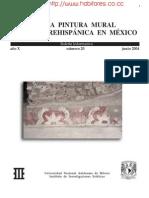 La Pintura Mural Prehispanica en México - B20