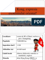 Hong Kong, Expresia