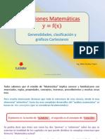 Funciones Matematicas Forma y f x