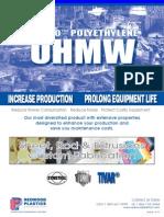 REDCO™ Polyrthylene UHMWPE