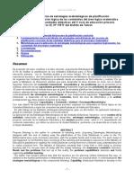 Estrategias Metodologicas Planificacion Contenidos Logico Matematicos