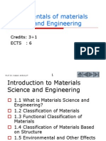 Introduction to Material Sci-Eng