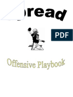 Spread Playbook by Allen Yancey 38 Slides
