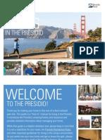 Living in the Presidio Guide - October 2014
