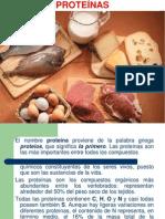 Tema 5 - Proteínas