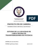 PFC_Estudio de La Capacidad de Carga Segura en Transformador