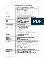 Toshiba T1950 T1950CS T1950CT - Maintenance Manual AddendumToshiba T1950 T1950CS T1950CT - Maintenance Manual Addendum