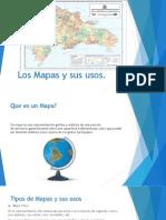 Los Mapas y Sus Usos