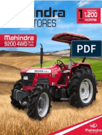 Tractor 9200