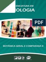 Botanica Geral e Comparada II