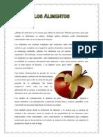 Composicion Quimica - Los Alimentos