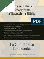 Guía Panorámica bíblica con preguntas y Respuestas (2015)