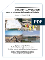 Bioreactor Landfill OperationV10