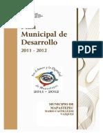 Pdm Mapastepec 2011-2012