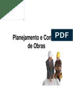 Planejamento e Controle de Obra introducao