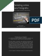 eBook Marketing Online Para Fotografos