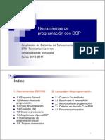3. Herramientas de Programacion Con DSP
