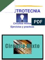 Circuitos Mixtos Ejercicios y Practicas