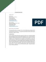 Charter Letter 8-26-14